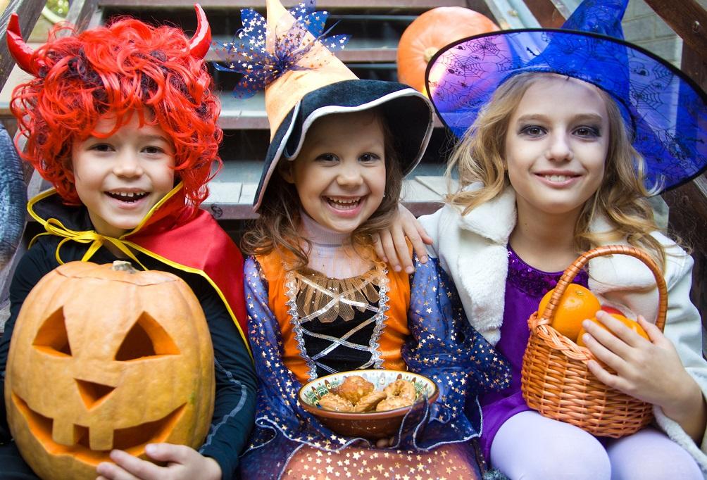Хэллоуин в LESNOY